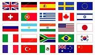 Тест: Так ли хорошо вы разбираетесь во флагах стран мира?