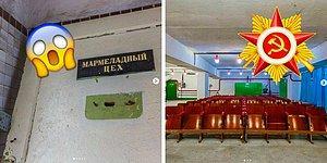 Ребята путешествуют по России и снимают советские заброшки, которые будто бы пережили апокалипсис