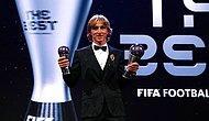 Они подарили нам незабываемое лето: на церемонии вручения наград FIFA были подведены итоги футбольного сезона