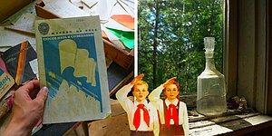 Фото заброшенного пионерского лагеря на Среднем Урале, сделанные местными сталкерами
