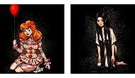 Художник показал, как выглядели бы принцессы, будь они злыми персонажами