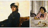 Только истинные ценители живописи смогут сказать, чего не хватает на этих известных картинах