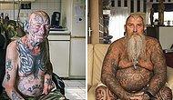 Татуированные бабули и дедули, которые доказывают, что рисунки на теле смотрятся горячо в любом возрасте