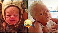 These 20 Babies Look Older Than You So You Can Feel Younger!