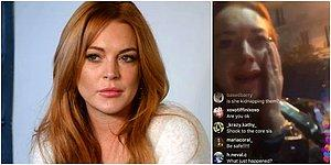 Mother Punched Lindsay Lohan In the Face Because She Blamed The Family For Child Trafficking!