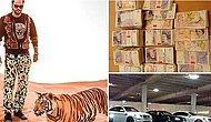 Крупнейший в истории Британии кибер-мошенник, известный фотками на Порше и с тиграми