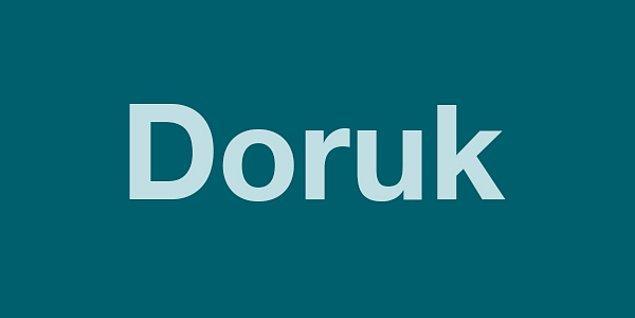 DORUK!