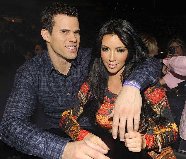 6. Kim Kadashian'a geri dönelim... Kris Humphries ile evlendiği zaman, takılan nişan yüzüğü 2 milyon dolar değerindeydi.