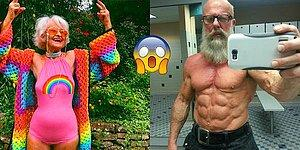 Grandparent Game Strong! 15 People Who Prove That Age Is Just a Number!