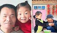6-year-old Girl Takes Care of Paralysed Dad Alone Because Mother Abandoned Them!