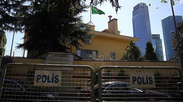 İstanbul'daki Suudi Arabistan Konsolosluğu'ndan adını açıklamayan bir yetkili ise Saudi Press Agency'ye konuşarak iddiaları reddetti.