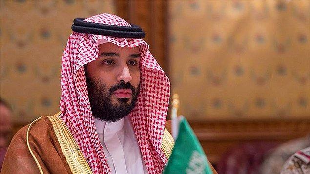 """Prens Muhammed bin Salman da Bloomberg'e verdiği röportajda, """"Türkiye'nin İstanbul başkonsolosluğumuzu aramasına izin vermeye hazırız"""" demişti."""