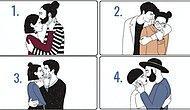 Тест: Выберите пару, а мы расскажем, когда вы встретите свою любовь