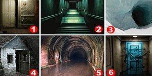 Тест: В какую дверь вы боитесь войти? Ваш ответ выявит глубокий подсознательный страх