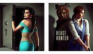 Художник показал, как бы выглядели принцессы Диснея, если бы снимались в фильмах в стиле нуар