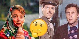 Тест: хватит ли вашей памяти, чтобы назвать всех этих персонажей из культовых советских фильмов? Часть 2