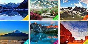 Тест: Выберите гору и узнайте, что скрывается за вашей личностью
