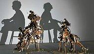 Мусор+тень = искусство, или  Трэш-арт Тима Нобла и Сью Вебстер
