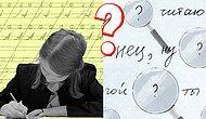 Тест: А вам слабо вспомнить школьные уроки и дополнить правила русской пунктуации без единой ошибки?