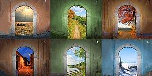 Тест: Выберите арку, и вы узнаете, по какому жизненному пути вы хотите пойти
