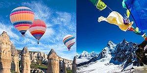 Наикрасивейшие национальные парки 15-ти стран мира