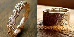 Запечатлеть любовь на своем пальце: 15 обручальных колец с великолепным дизайном