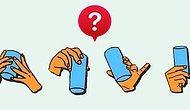 Тест: То, как вы держите стакан, может многое о вас рассказать