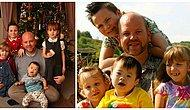 One Single Super Dad Adopted Five Children Who Have Special Needs!