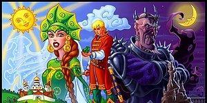 Тест: Героем какой русской народной сказки вы могли бы быть?
