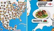 Съедобная карта мира: узнать о вкуснейших блюдах разных континентов, стран и регионов с помощью одного клика
