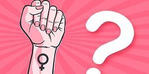 Тест: Насколько вы феминистка?