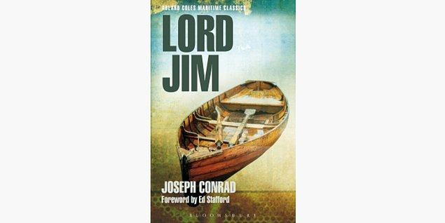 75. Lord Jim - Joseph Conrad (1900)