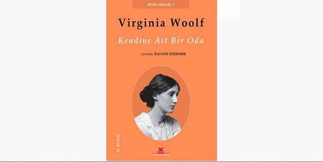 69. Kendine Ait Bir Oda - Virginia Woolf (1929)