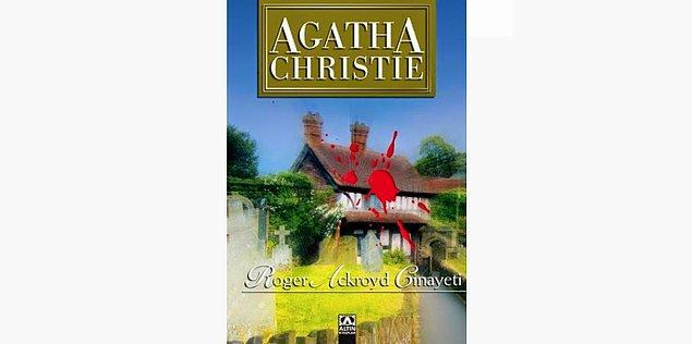 49. Roger Ackroyd Cinayeti - Agatha Christie (1926)