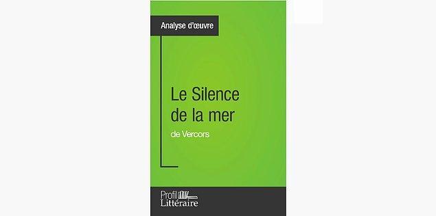 42. Le Silence de la mer - Vercors (1942)