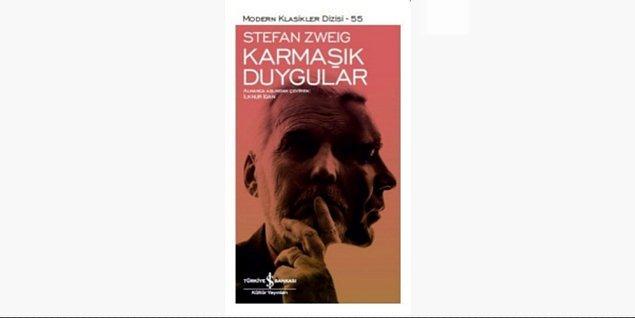 37. Duygu Karmaşası - Stefan Zweig (1927)