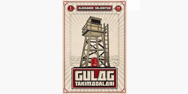 15. Gulag Takımadaları - Aleksandr Soljenitsin (1973)