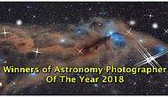 Winners of Astronomy Photographer Of The Year 2018 Will Make You Float In Space!