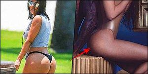 Kim Kardashian Was Widely Criticized By Her Fans After Photoshopping Her Butt!