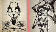 Вместо тысячи слов: художник изобразил на бумаге распространенные психические расстройства
