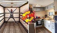Пара из Англии потратила 25000$, чтобы преобразовать старый грузовик в уютный дом на колесах: оцените этот шедевр