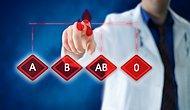 Тест: Выберите вашу группу крови, и узнайте, как вам следует питаться