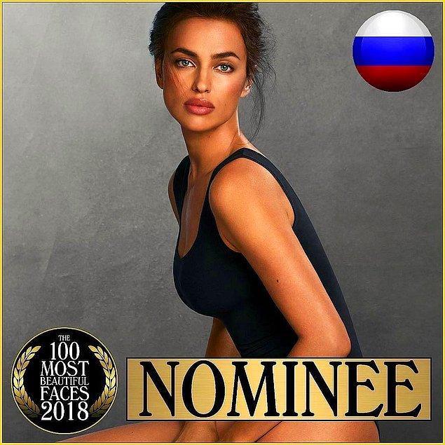 8 - Irina Shayk