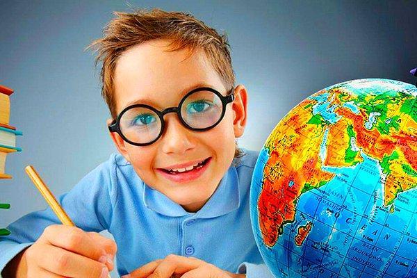 Тест: Удастся ли вам ответить на вопросы по географии для 5 класса?