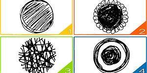 Тест: Выберите детский рисунок, а мы определим, есть ли у вас травма из детства