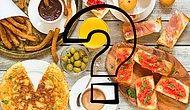 Тест: Знаете ли вы что-нибудь о испанской еде??