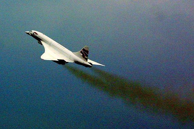 Şimdi gelin, Concorde'un akıbeti ve bu muhteşem aletlerin neden tarih olduklarıyla ilgili bilgilendirici bir zincir okuyalım.