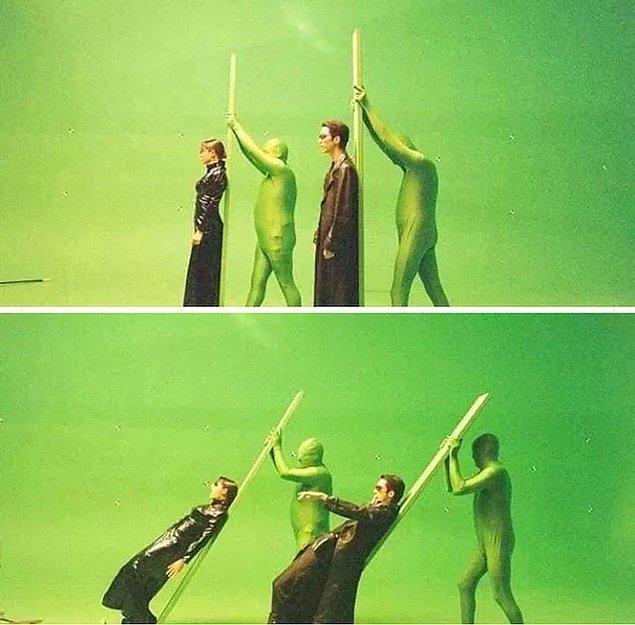15. Matrix'in Çin versiyonu 😂😂