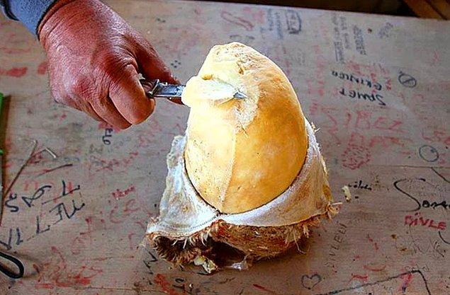 Dünya peynir otoriteleri tarafından aranan bir peynir