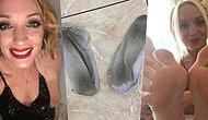 Precious Feet! Fetish Model Sells Her Unwashed Socks And Earns £100,000 A Year!